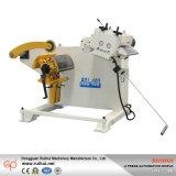 Máquina china dos de la calidad en un tipo alimentador y Uncoiler de la enderezadora de Rgl-400