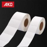 Papier cristal papier thermique de chemise de stickers étiquette auto-adhésif