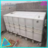 Réservoir d'eau en plastique GRP réservoir d'eau du réservoir de la vente d'usine de l'eau de PRF