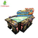 Máquina de juego video de juego de la caza de los pescados de Igs del océano del rey 2 pescado del océano del jugador original del monstruo 8 para la venta
