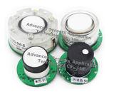 O3 SO2 NO2 CO CL2 Br2 CH2O Eto Alc Co H2 H2O2 H2S HCl Hbr HCN NH3 Aucune pH3 SIH4 O2 détecteur de gaz avec carte du transmetteur
