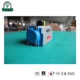 Válvula pneumática Actuator-Aluminum de dupla ação