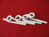 Wear Resistance Alumina Ceramic Pigtail Guides for Textile