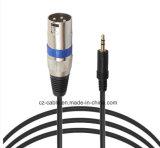 De Kabel van de spreker, de AudioKabel van TV AV, de Kabel van de Microfoon, Kabel XLR