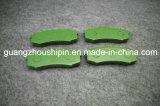 중국 공장 마찰 브레이크 패드 Toyota를 위해 04466-60080