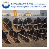 Pipe spiralée d'A53 Sch 60 api 5lx60 X70 Dsaw/LSAW//pipe en acier sans joint de carbone