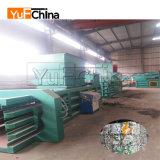 Preço hidráulico horizontal da prensa/prensa quadrada do feno para a venda
