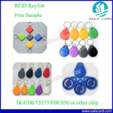 Ntag213 NFC технология RFID для RFID Keychains участие системы