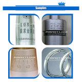 PVC de /Numbers /Metal /Pen/ de logo/datte de code de bijou de boucles/vente chaude de fibre de laser d'inscription prix en acier de machine