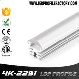 Profilo di alluminio di Z4229 LED per la striscia del LED