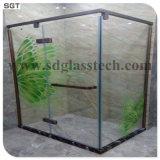Vetro temperato /Laminated 16 millimetri per il portello di vetro della stanza da bagno