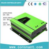 MPPT солнечного зарядного устройства контроллер 12V/24V/48V/96В постоянного тока 10А - 80А