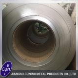 2b/ba/No. 4/No. 8 bobinas de acero inoxidable acabado para la construcción
