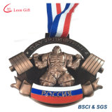 La coutume de gros de l'émail Médailles de taekwondo de métal
