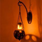 E27 LEDの明滅のフィラメントの蝋燭LEDの炎の球根