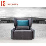 Tapisserie-Gewebe-Velour-spezielles geschnittensofa mit Arm-Stuhl-Möbeln für Wohnzimmer-Gewebe-Sofa