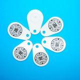 MIFARE Classic EV1 1K Glassfiber surmoulés à puce RFID Pear télécommande