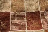 Tissu de capitonnage de Chenille fabriqué en Chine