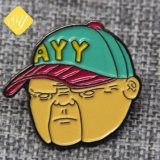 좋은 품질 공장 가격 회사 직원 접어젖힌 옷깃 Pin 기장