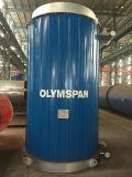 縦オイル(ガス) -空気条件のための発射された熱オイルのボイラー、鋼鉄管