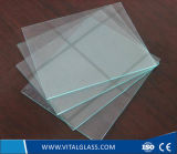 1.5mm, 1.8mm, 2mm, 2.5mm het 3mm Duidelijke Glas van het Blad met CE&ISO9001