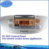 PC, painel de controle do animal de estimação para a etiqueta elétrica do agregado familiar do produto