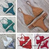 Maillots de bain Vêtements de plage d'été Sexy Bikini au crochet fait main pour les femmes/dame
