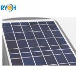 Más Populares mejor precio en una sola calle luz LED Solar integrada con batería de litio