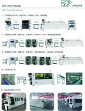 Vendita calda! Le 3 zone superiori si raddoppiano macchina automatica di saldatura della macchina SMT dell'onda per la saldatura del PWB