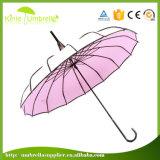 Свет - пурпуровая ткань для зонтика Pagoda 23inch 16K