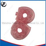 A melhor qualidade do coxim de ar do coxim/acessórios elásticos cor-de-rosa