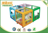 Macchina del gioco della gru del cubo del Rubik della branca del giocattolo della peluche mini