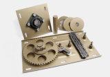 Motor de la puerta del balanceo de la calidad para el ejército usar