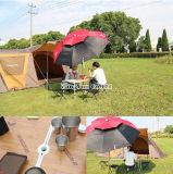 Tableau de pliage campant extérieur en gros, Tableau de pliage de barbecues