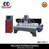 6 CNC van assen CNC van de Router de Machine van de Houtbewerking (vct-2530w-8H)