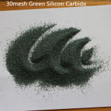 Silikon-Karbid bereiten Puder auf (Grün)