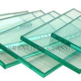 セリウム及びISO9001のガラス窓またはBuidingガラスのための明確なフロートガラス
