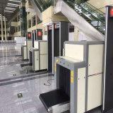 Varredor médio da segurança da bagagem da raia do tamanho X