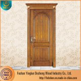 Los diseños de imágenes de la puerta de madera de Desheng en Pakistán Precio