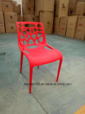 新しいデザインのホーム家具の現代プラスチック椅子