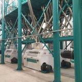 완료하십시오 50t/24h 밀가루 선반 기계 (HDF)의 생산 라인을