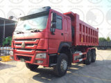 Autocarro con cassone ribaltabile di Sinotruk HOWO 6X4 371HP 20m3