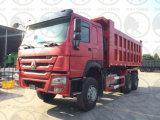 Sinotruk HOWO 6X4 371HP 20m3 덤프 트럭