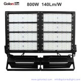 SMD Lumileds5050 100-277VAC 140lm/W Piscina 800 Watts 800W Projector LED