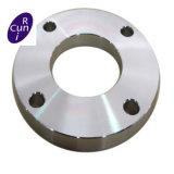 ASTM B16.47 UMA182 F304 304L 316 316lstainless flange de anel giratório de Aço