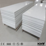 Blanc pur 1/4'' LG Feuille acrylique Staron Surface solide