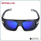 Óculos de proteção de segurança feitos sob encomenda dos vidros de Eyewear do basquetebol do tipo da forma