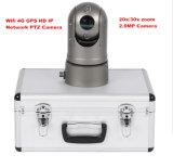 低価格のWiFi 4G GPS HD携帯用ネットワークPTZカメラ