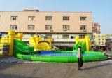 Parque Marino inflables personalizado moviendo el parque acuático gigante inflables para niños