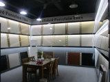 Azulejo de suelo gris de la porcelana del modelo de flor del material de construcción del hexágono 260*300m m